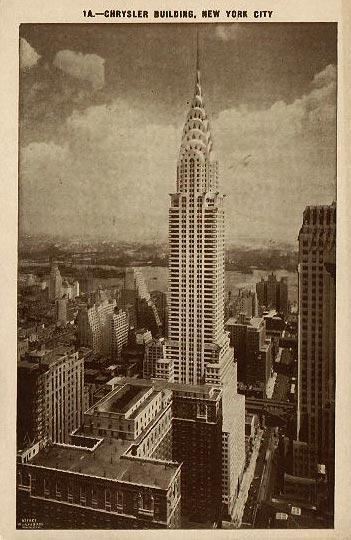История самых известных небоскребов Нью-Йорка